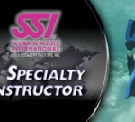 Speciality Instructor | Dive Newquay, Cornwall