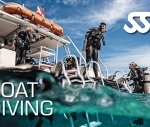 Boat Diving |Dive Newquay, Cornwall