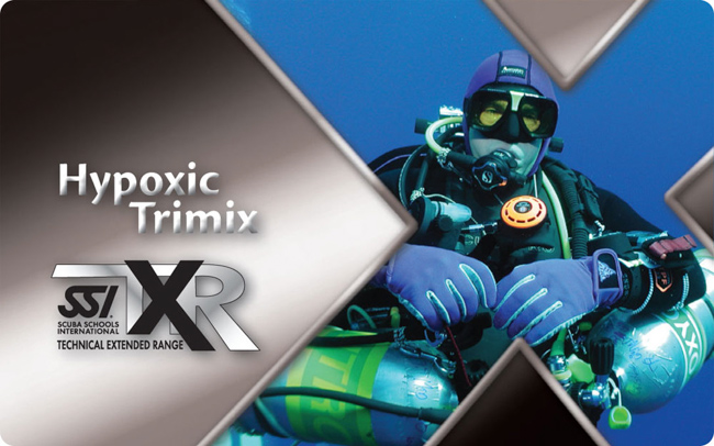 XR Limited Trimix | Dive newquay, Cornwall