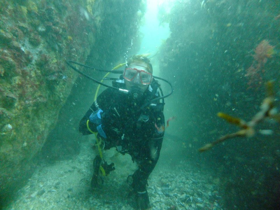 Dane Rock Reef - Dive Newquay